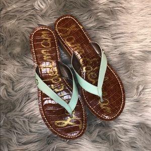 "Sam Edelman ""Romy"" wedge sandals 👡"